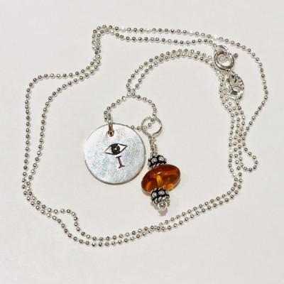 Melissa C Mark Jewelry Amber I AMuleT