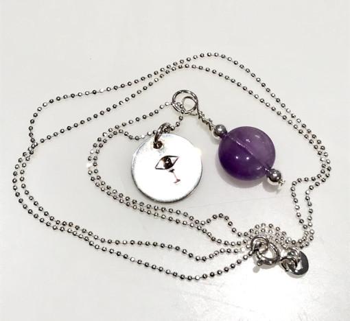 Melissa C Mark Jewelry Amethyst I AMuleT