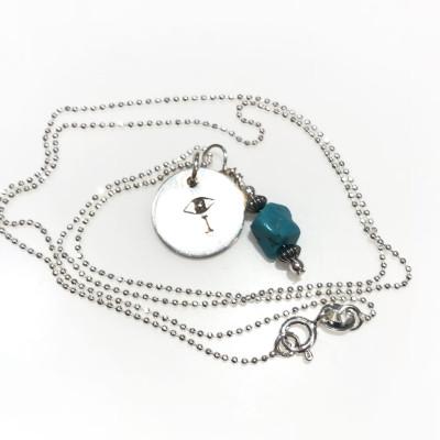 Melissa C Mark Jewelry Turquoise I AMuleT